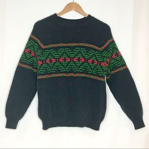 Vintage United Colors of Benetton Wool Sweater – S